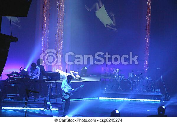 concierto música - csp0245274
