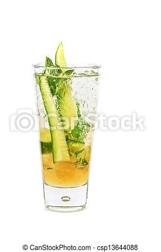 concombre, cocktail - csp13644088
