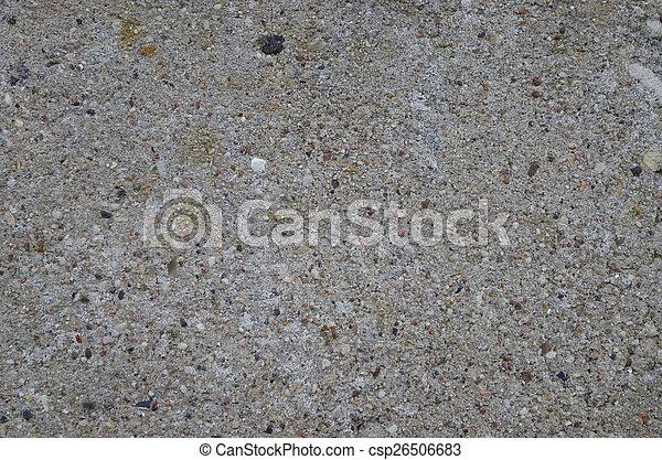 Concrete block - csp26506683