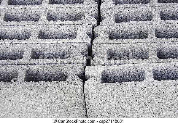 Concrete block - csp27148081