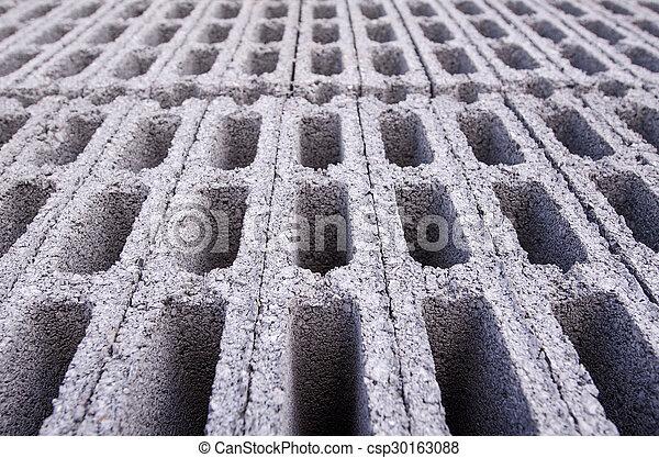 Concrete block - csp30163088
