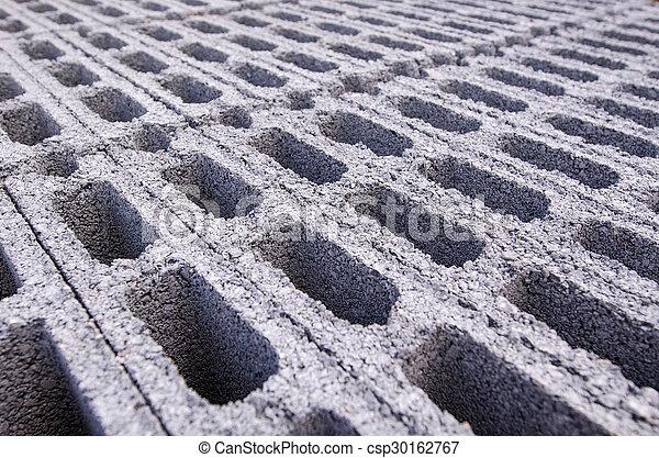 Concrete block - csp30162767