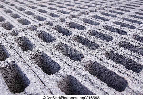 Concrete block - csp30162866