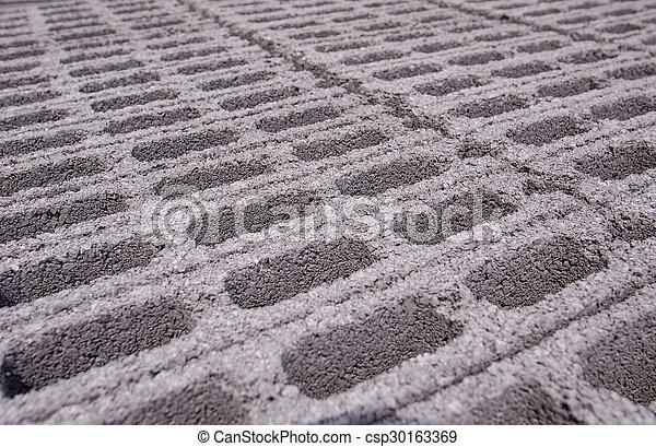 Concrete block - csp30163369