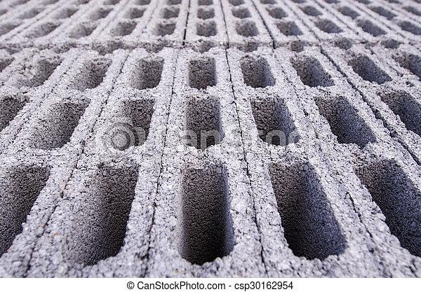 Concrete block - csp30162954