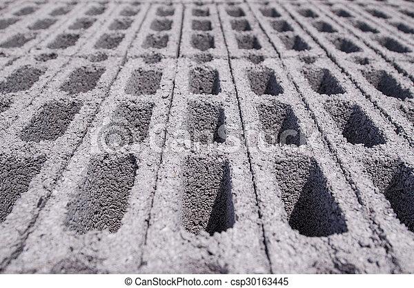 Concrete block - csp30163445