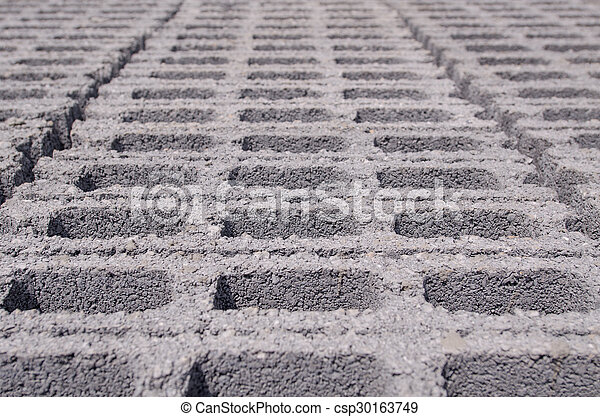 Concrete block - csp30163749