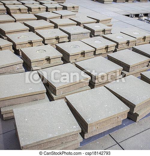 Concrete block - csp18142793