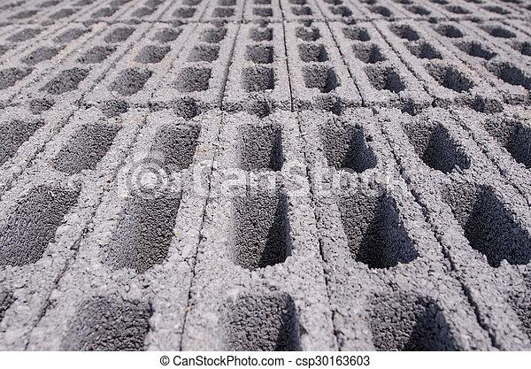 Concrete block - csp30163603