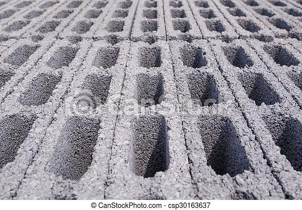 Concrete block - csp30163637