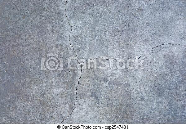 Concrete Floor - csp2547431
