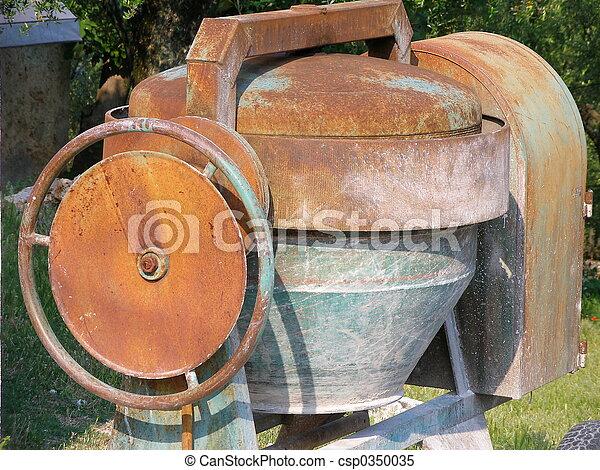 concrete-mixer - csp0350035