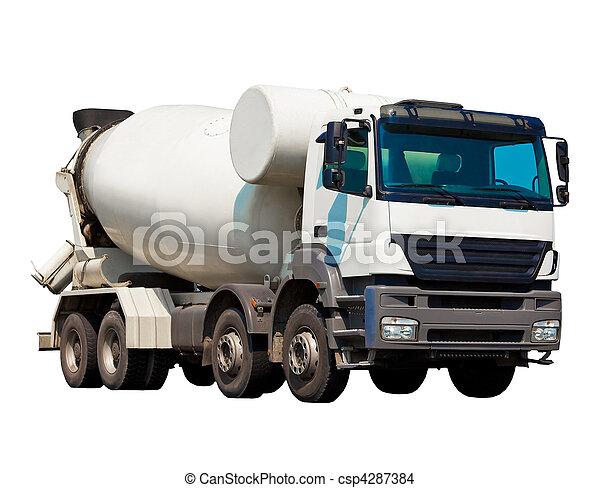 Concrete mixer - csp4287384