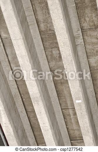 Concrete Stripes  - csp1277542