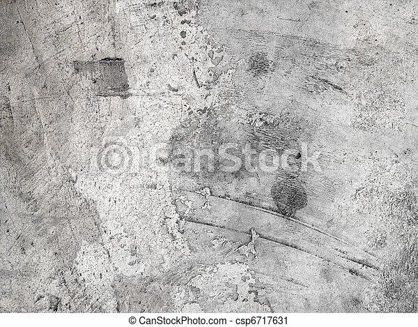 Concrete surface. - csp6717631