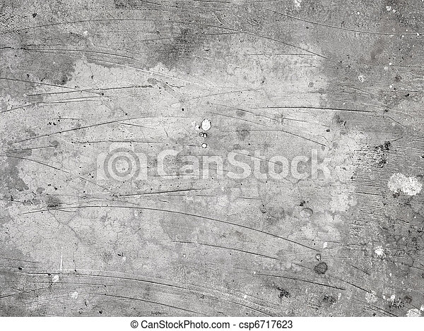 Concrete surface. - csp6717623