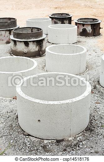 Concrete tubes - csp14518176
