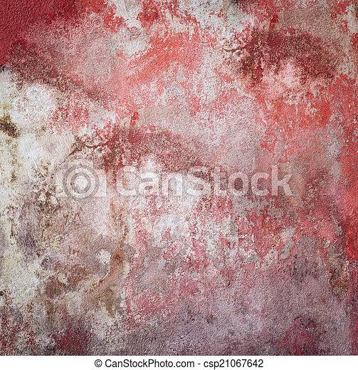 Concrete wall texture - csp21067642