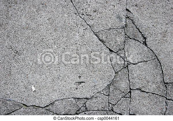 concreto, fesso - csp0044161