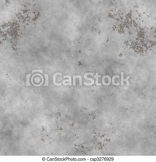 concreto, pietra, cemento, struttura - csp3276929