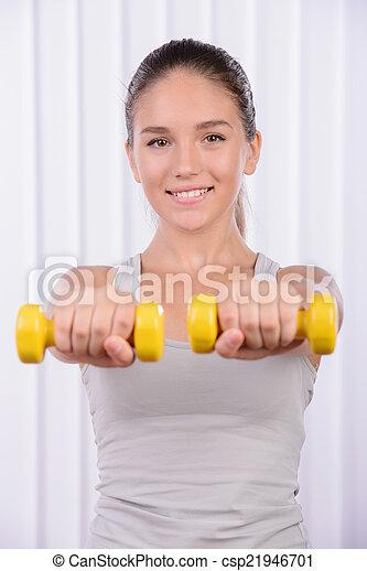 Fitness - csp21946701