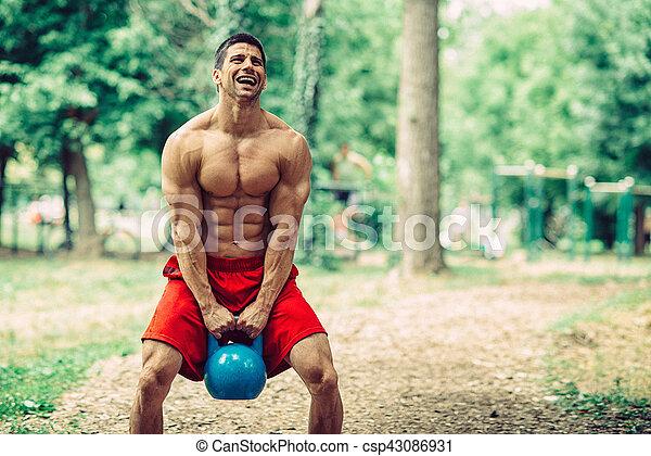 Fitness - csp43086931