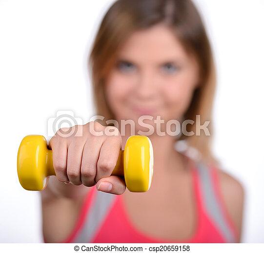 Fitness - csp20659158