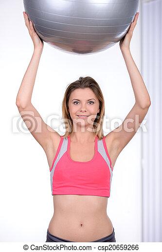 Fitness - csp20659266