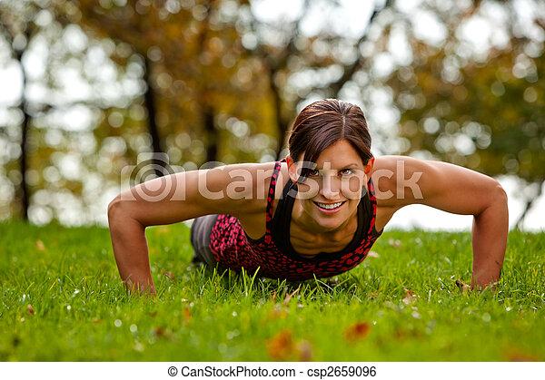 Fitness - csp2659096