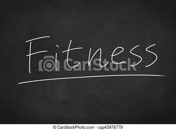 Fitness - csp43976779