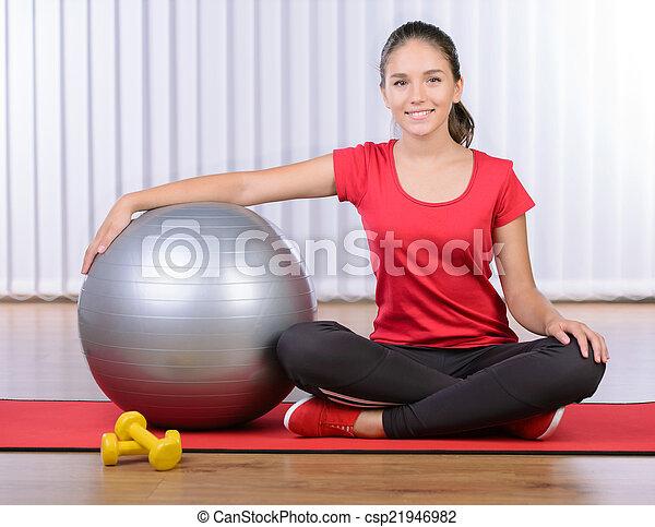 Fitness - csp21946982