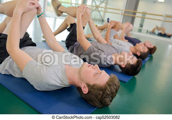 Fitness - csp52503082