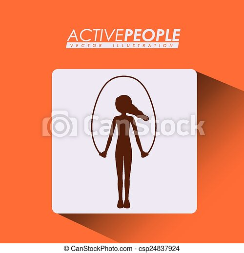 Diseño adecuado, ilustración vectorial. - csp24837924