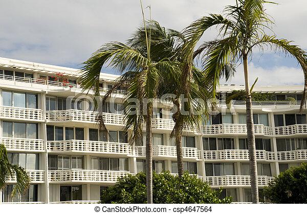 Condo or Hotel in West Palm Beach - csp4647564