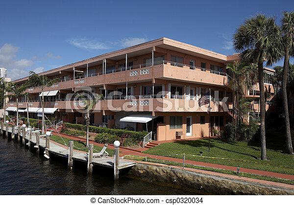 condominium living - csp0320034
