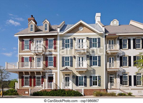 Condominium - csp1986867