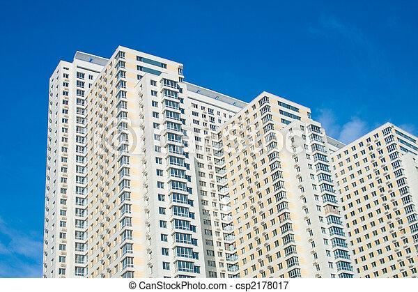 Condominium - csp2178017