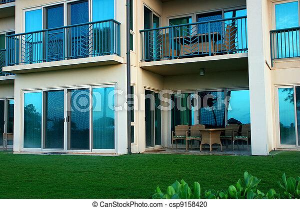Condominium  - csp9158420
