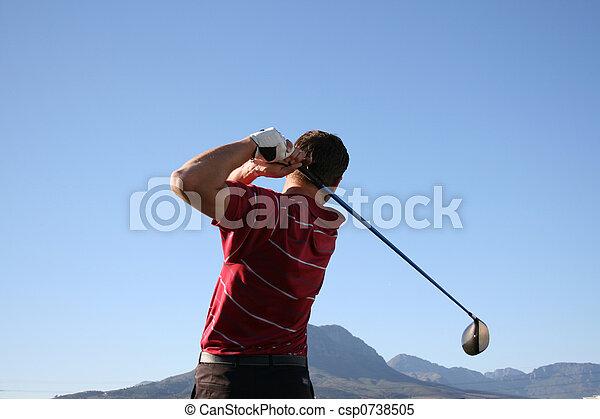 El swing del conductor - csp0738505