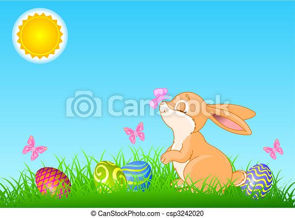 Conejito de Pascua - csp3242020