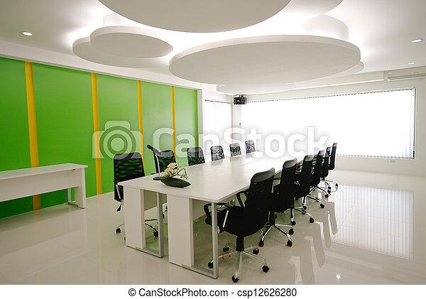 conf rence decoration salle moderne bureau images rechercher photographies et clipart. Black Bedroom Furniture Sets. Home Design Ideas