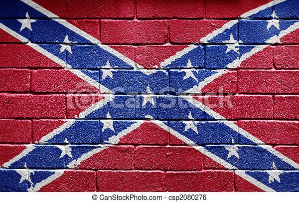 Confederate flag - csp2080276
