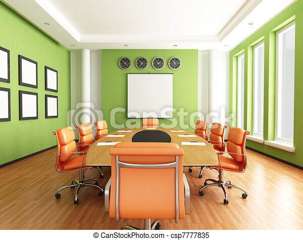 Conference room - csp7777835