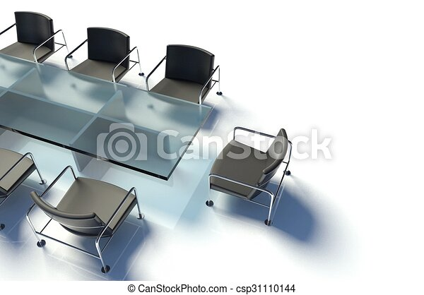 Conference Table And Chairs Meeting Room Conference Table And - 144 conference table