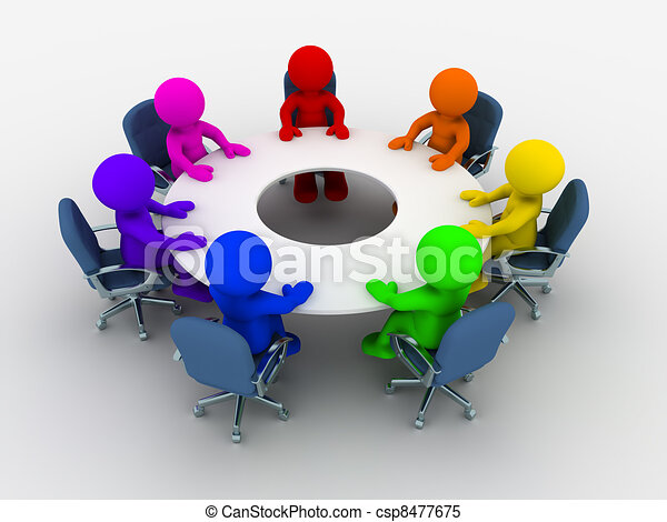 Conference table - csp8477675