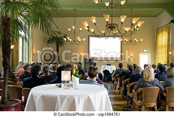 conferentie - csp1694761