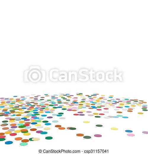 confetti background template chads backdrop confetti background