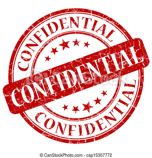 confidential red stamp rh canstockphoto com confidential information clipart confidential information clipart