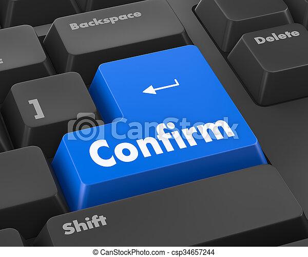 confirm - csp34657244