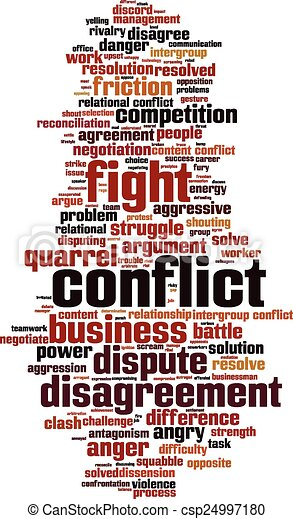 Conflict Synonyms, Conflict Antonyms | Thesaurus.com